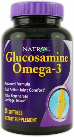 Glucosamine Omega-3