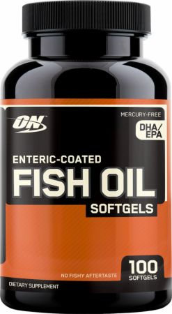 optimum fish oil softgels at best prices