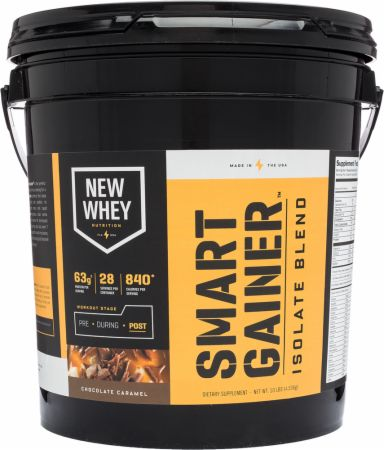 New Whey Nutrition Smart Gaine...