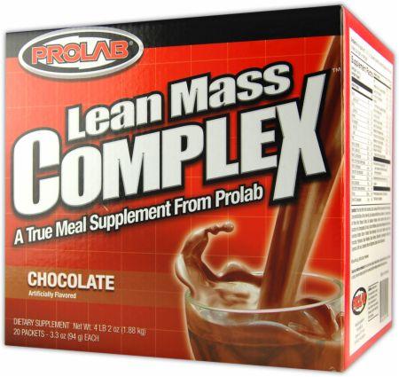 Lean Mass Complex