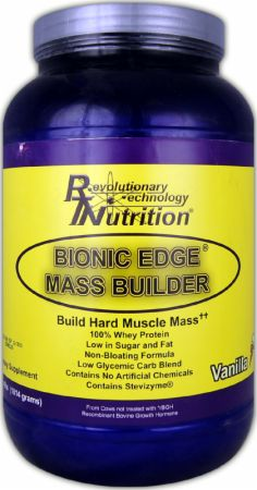 Bionic Edge Mass Builder