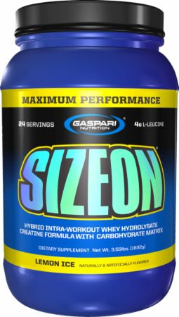 SizeOn Maximum Performance