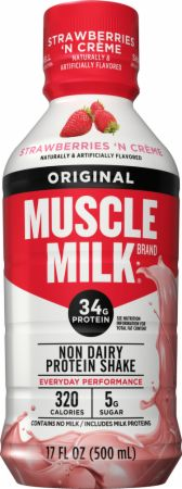 Muscle Milk Protein Drink Reviews