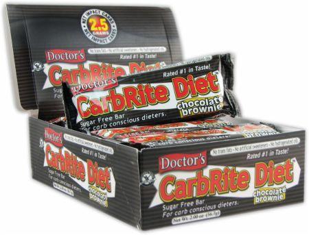 Doctor's CarbRite Diet Bars
