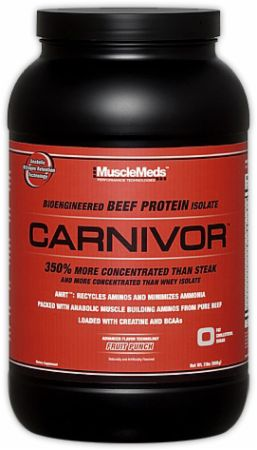 e0a87101d MuscleMeds Carnivor at Bodybuilding.com  Best Prices for Carnivor