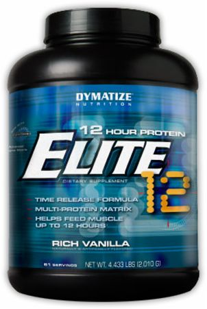 Elite 12 Hour Protein