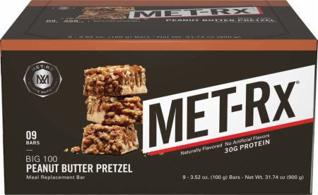 Big colossal protein bar