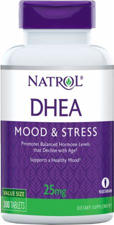 Natrol DHEA at Bodybuilding.com: Best Prices for DHEA