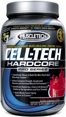 Cell-Tech Hardcore Pro Series
