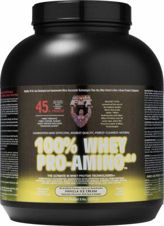 100% Whey Pro-Amino