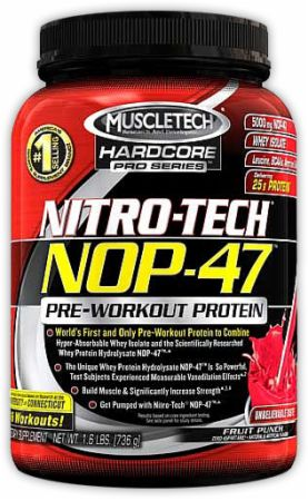 Nitro-Tech NOP-47 Hardcore Pro Series