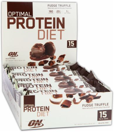 Optimal Protein Diet Bars