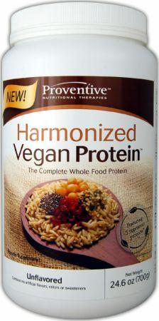 Harmonized Vegan Protein