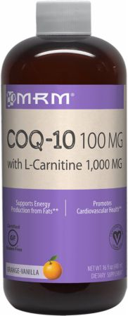 Co-Q 10 With L-Carnitine