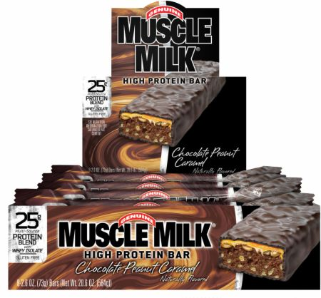 Muscle Milk High Protein Bars