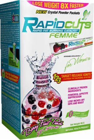 Rapidcuts Femme Drink Packets