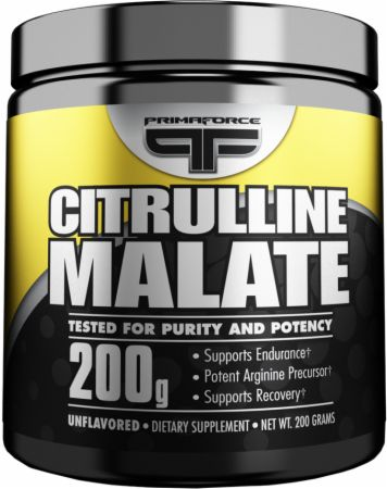 Image of PrimaForce Citrulline Malate 200 Grams Unflavored
