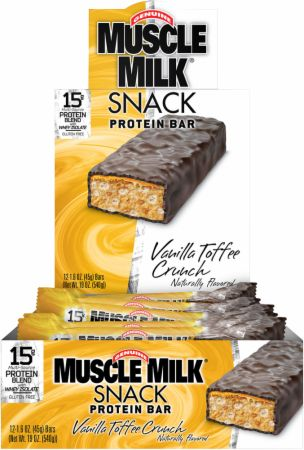 Muscle Milk Snack Bars
