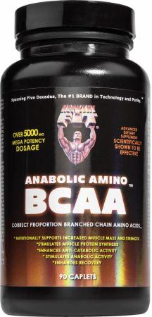 Anabolic Amino BCAA