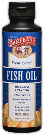 Barlean 39 s fresh catch fish oil liquid at for Fish oil for bodybuilding