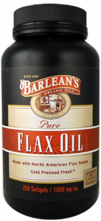 Pure Flax Oil Softgels