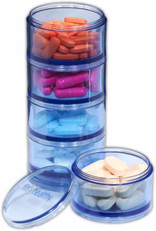 Pill Case Stacker