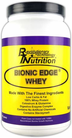 Bionic Edge Whey