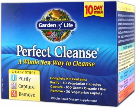 Garden Of Life Perfect Cleanse At Best Prices For Perfect Cleanse