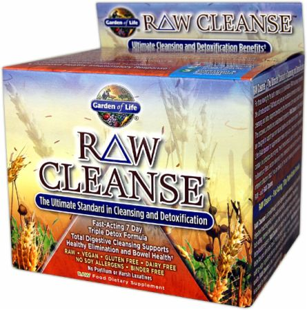 Garden Of Life Raw Cleanse At Best Prices For Raw Cleanse
