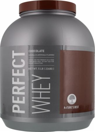 Nature Best Perfect Whey India