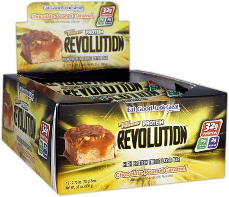Protein Revolution Bar