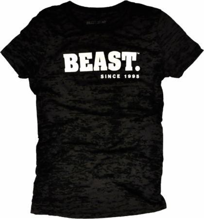 Women's Beast Wear Burnout Tee
