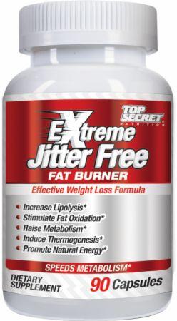 Jitter free fat burner bodybuilding