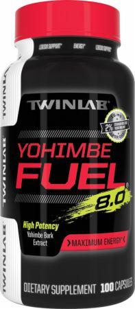 Yohimbe Fuel 8.0