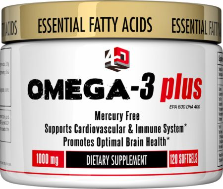 Image for 4 Dimension Nutrition - Omega-3 Plus