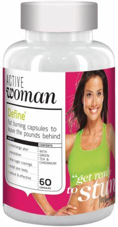 Active Woman Define