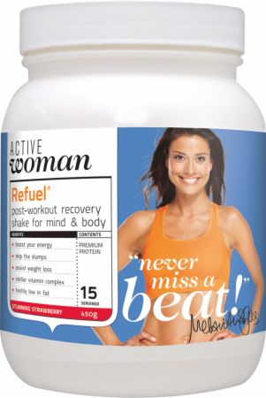 Active Woman Refuel