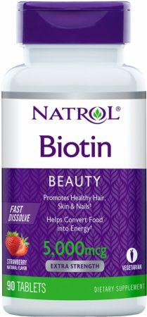 Natrol Biotin Fast Dissolve
