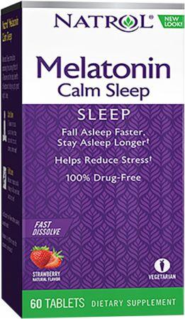 Melatonin Calm Sleep