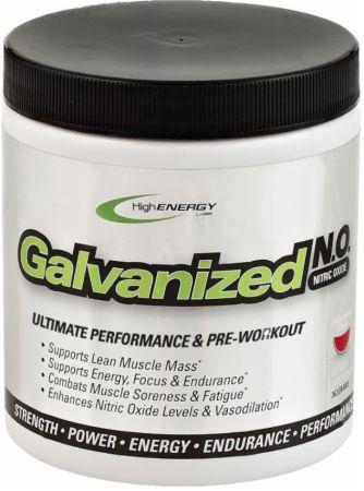 Galvanized N.O.