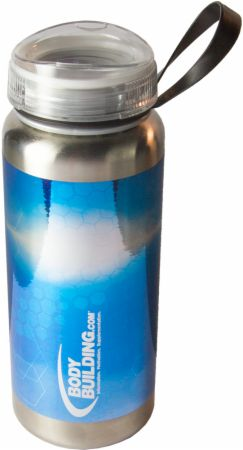 Polar Bottle Half-Twist Stainless Steel Water Bottle