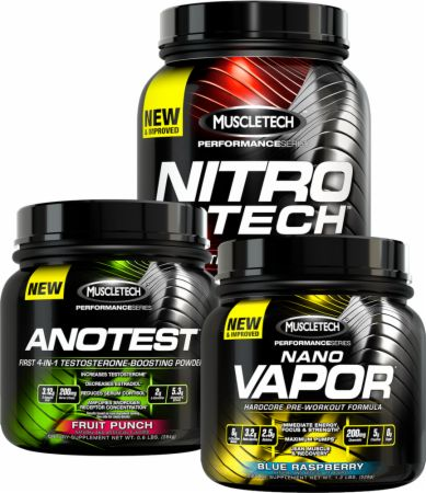Performance Series Lean Muscle Stack