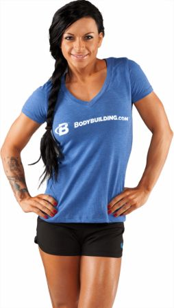 Bodybuilding.com Clothing Core Series Women s Core Simple Classic Deep