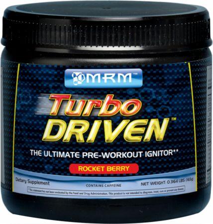 Turbo Driven