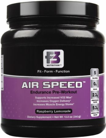 f3 nutrition air speed review