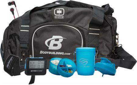 Progressive Gym Bag Essentials