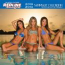 VPX 2013 Redline Xtreme Girls Swimsuit Calendar
