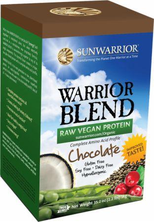 Warrior Blend Raw Protein