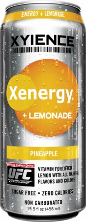 Xenergy + Lemonade