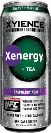 Xenergy + Tea